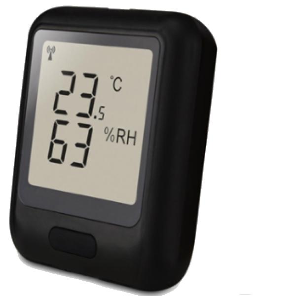 Rejestrator temperatury i wilgotnosci WiFi