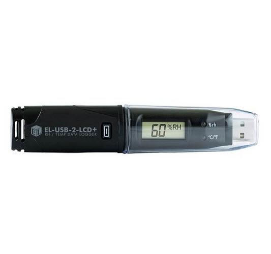 data logger temperatury USB