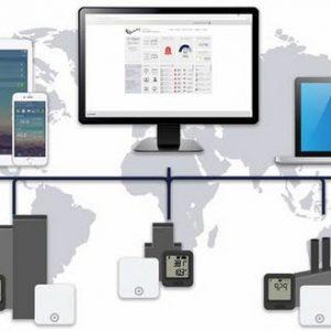 Systemy monitoringu temperatury