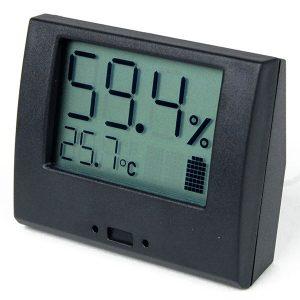 rejestrator bezprzewodowy temperatury i wilgotności