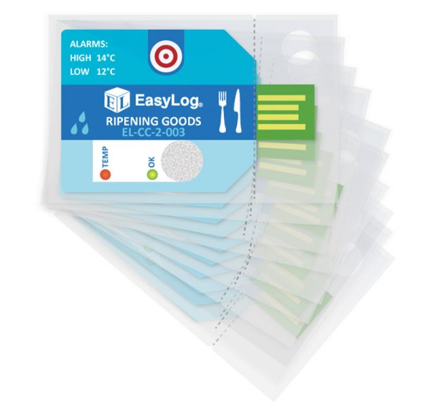 Rejestrator jednorazowy EL CC 2 003 opakowanie 10 szt