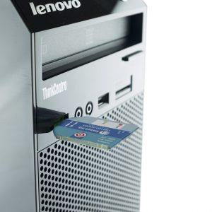Jednorazowy rejestrator EL CC 2 w komputerze