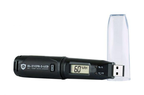 Rejestrator EL 21CFR 2 LCD